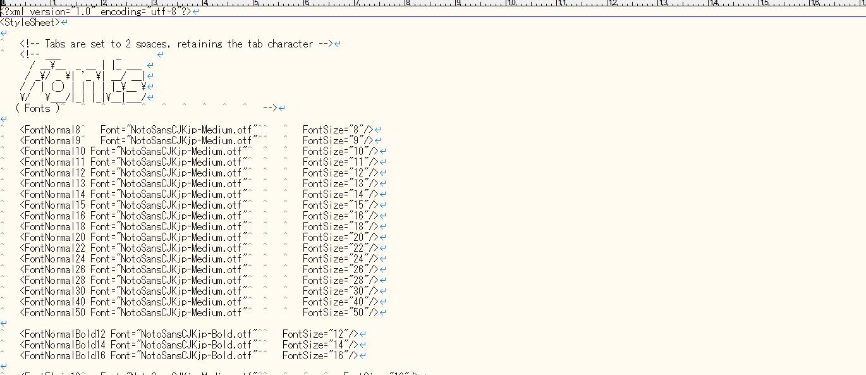 気ままにシヴィライゼーション6攻略その9 フォントサイズの変更