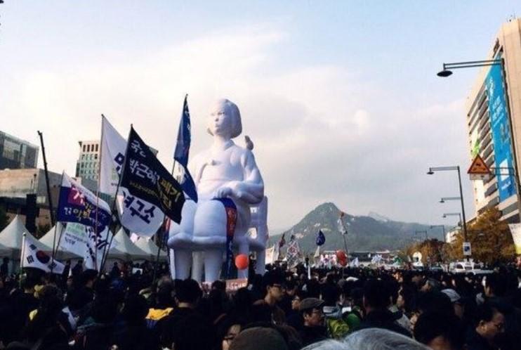 韓国経済、釜山市「1000億ウォン」投じて釜山版「自由の女神像」建立検討