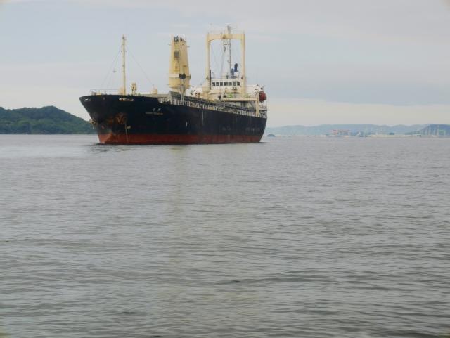 海砂採取船 第七げんかい( 唐津湾海区砂採取協同組合)