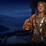 """<span class=""""title"""">気ままにシヴィライゼーション6攻略その47・・・追加DLC情報「マケドニア・アレキサンドロス」征服チートが来た!</span>"""