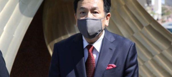 立憲 枝野幸男氏、日米首脳会談を批判「なぜアメリカに行ってしなくてはならないのか。意味がわからない」